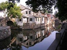 The Ancient Town of Zhouzhuang
