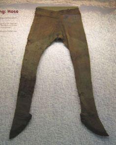 Thorsberg Trousers - pattern layout