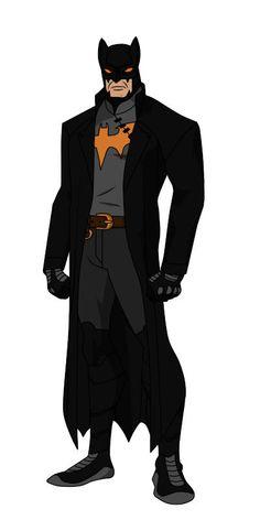 YJ batman redesign by shorterazer on DeviantArt Nightwing, Batgirl, Catwoman, Batman Armor, Im Batman, Batman Redesign, Dc Comics, City Super, Deadpool Wallpaper