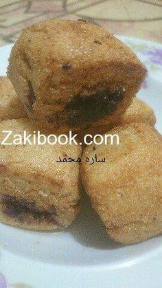 حلا سهل من اخترااااااااااااعي والطعم راااااااائع  حلويات حلويات عربية