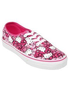 Vans sneakers for women :)