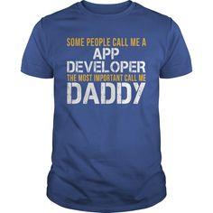 (New Tshirt Deals) Awesome Tee For App Developer [TShirt 2016] Hoodies, Funny Tee Shirts