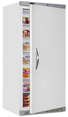 Tefcold UF550 Upright White Freezer