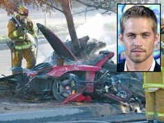 ❥ Paul Walker dead at 'Fast and Furious' star killed in fiery car crash~ another very suspicious accident, similar to Michael Hastings… very sad R. you will be missed. Actor Paul Walker, Paul Walker Mort, Paul Walker Auto, Paul Walker Dead, Paul Walker Tribute, Cody Walker, Fast And Furious Actors, Michael Hastings, Action Movies
