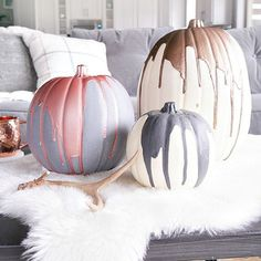 Lip Kit Pumpkins - These Creatively Decorated Pumpkins Are Life - Photos
