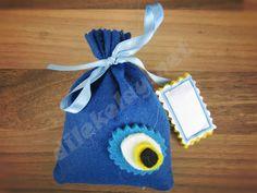 lavanta kesesi Elsa, Evil Eye, Blue Eyes, Desserts, Diy, Crafts, Decoration, Food, Amigurumi