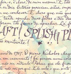O Livro das Fadas Prensadas by Andréa Branco, via Flickr