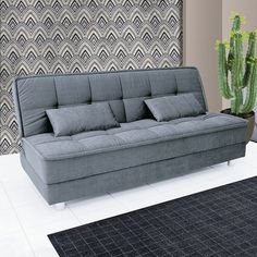 Three Seater Sofa, Home Office, Love Seat, Bedroom Decor, New Homes, Couch, Furniture, Nova, Design