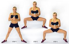 Inner thigh toning