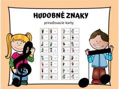 HUDOBNÉ ZNAKY | Čo dokáže mama Peanuts Comics, Education, Teaching, Training, Educational Illustrations, Learning, Studying