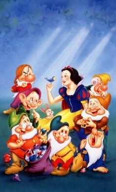 Disney Snow White and the Seven Dwarfs Disney Princess Snow White, Snow White Disney, Disney Princess Pictures, Disney Princess Art, Snow White Doll, Snow White Seven Dwarfs, Mickey Mouse Wallpaper, Cute Disney Wallpaper, Disney Cartoon Characters