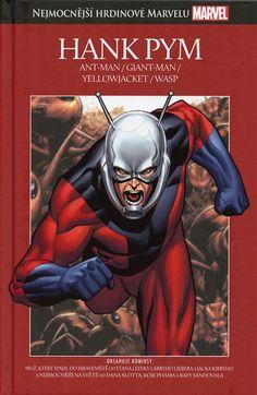 Nejmocnější hrdinové Marvelu 035: Hank Pym - Ant-Man (35)