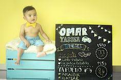 8 meses Sesión mes a mes Baby photography