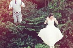 I want a Wedding Photo like this!