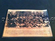 Tipperary GAA All Ireland Hurling Champions 1937 Squad - Old Irish Print Old Irish, Squad, Ireland, Champion, Faith, Football, Prints, Tips, Soccer
