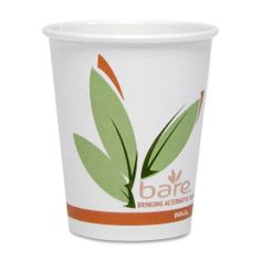 CUP,10 OZ.PPR,HOT,RECY by SOLO Cup Company. $4.81. The first-ever FDA approved PCF paper cups are made with 10% post-consumer recycled fiber and from a minimum of 92% renewable resources. Features environmental Bare design and common lid fit.