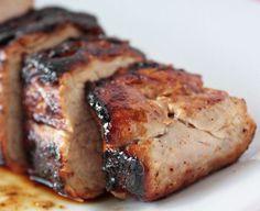 receta para preparar lomo de cerdo a la cerveza