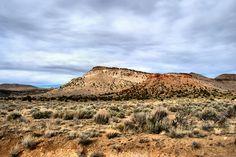 Pinto Mountain 3/11/2011 #3 by EmperorNorton47, via Flickr