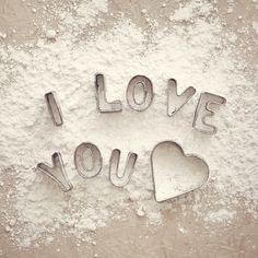 #love baking