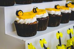 Cup Cake abelhinha