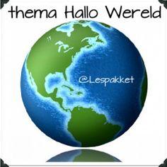 Thema Hallo Wereld - Lespakket - thema's, lesideeën en informatie - onderwijs aan kleuters