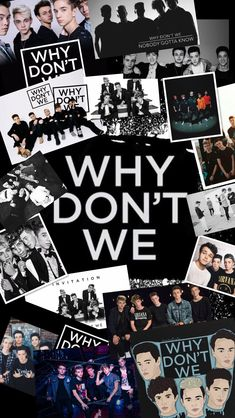 Why don't we band wallpaper Why don't we band Why dont