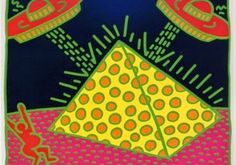 patternprints journal: ARTSY: THE ART WORLD ONLINE / Keith Haring