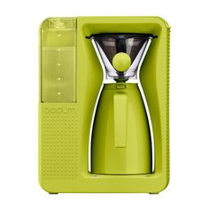 Bistro B.Over Coffee Maker Lime, 225€, now featured on Fab.