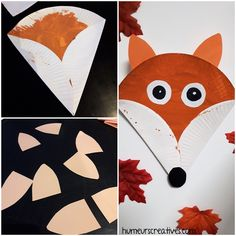 Activities For Kids, Origami, Animation, Fennec, Deco, Games, Halloween, Assemblage, Fun
