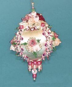 Beaded Victorian Ornaments | Beaded Christmas Ornament Kits
