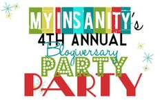 Party party lasts all week! You are welcome to link-up as many of your parties as you would like, between now and Sun the 29th