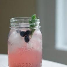 Blueberry Lavender Hard Lemonade Recipe