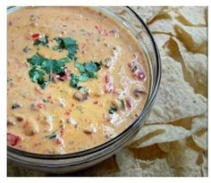 Weight Watchers Chile Con Queso (2 Points+ Per Serving)