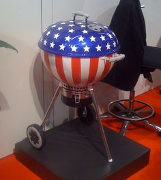 4th of July Weber Grill