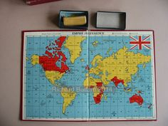 Example of the game Empire Preference Name Games, Old Games, Vintage Games, Wooden Boxes, Empire, Wood Boxes, Wooden Crates, Wood Crates