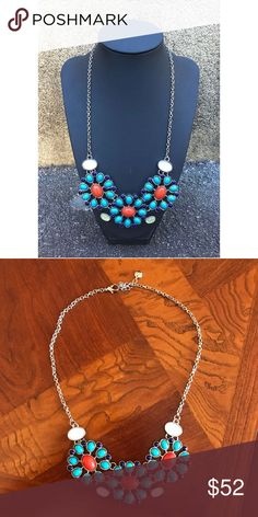 Ann Taylor Necklace Beautiful colorful Ann Taylor Necklace!! Ann Taylor Jewelry Necklaces