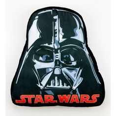 Star Wars Vader Plush Cushion. at Homebase -- Be inspired and make your house a home. Buy now.