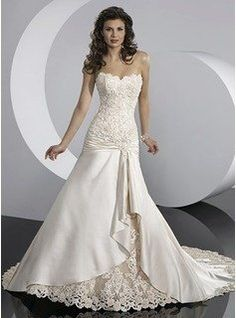 modern country style wedding dresses