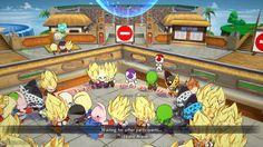 Tak będzie wyglądał tryb online w pełnej wersji Dragon Ball FighterZ Youtube: https://www.youtube.com/channel/UCEgSeSYqsOxa5ipHZZLO-GQ/featured
