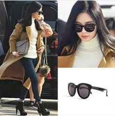 seohyun snsd airport fashion