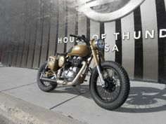 Royal Enfield Desert Storm Scrambler - House of Thunder