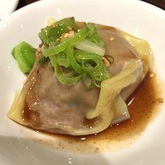 Cuchara de san telmo - try beef cheek, duck ravioli, pork feet and scalops.