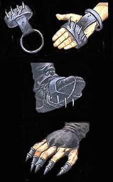 Ninja Weapons: Tekagi