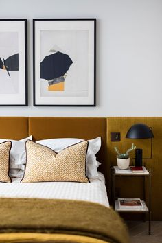 Learn how to make your bedroom look and feel like a hotel room with these key design principles and ideas