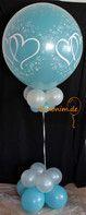 Ballon-Säule