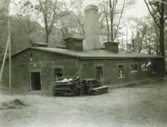 Crematorium at Nordhaousen (Dora-Mittelbau)