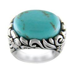 Rosamaria G Frangini | My Blue Jewellery | Turquoise Ring