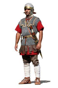 Roman Cavalry Armor - 1st Century
