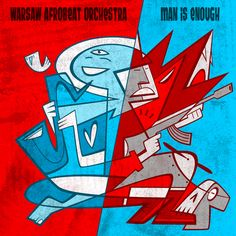 The second album of Warsaw Afrobeat Orchestra will be released on 3rd of February by Agencja Muzyczna Polskiego Radia Featuring Weronika Grozdew-Kołacińska, ShataQS, Dele Sosimi, Leon Kaleta Ligan-majek. https://www.facebook.com/warsawafrobeatorchestra
