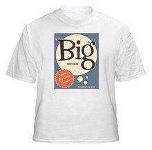 Soap Box Big Sibling Tee Shirt